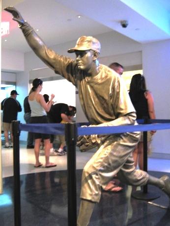 Yankee stadium tips yankees museum