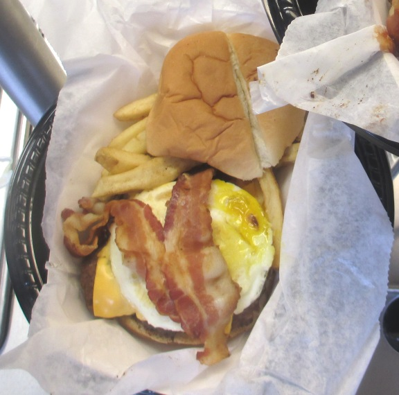 Comerica Park food late night burger