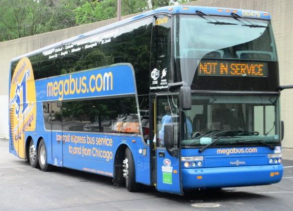 megabus cincinnati
