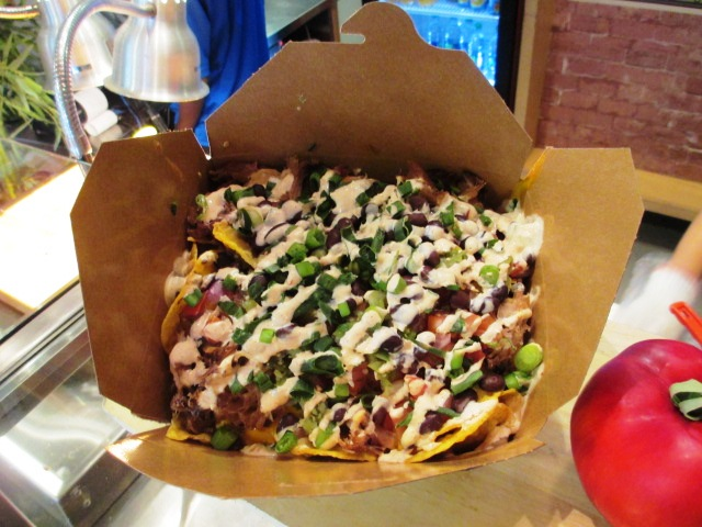 rogers centre food chicken nachos