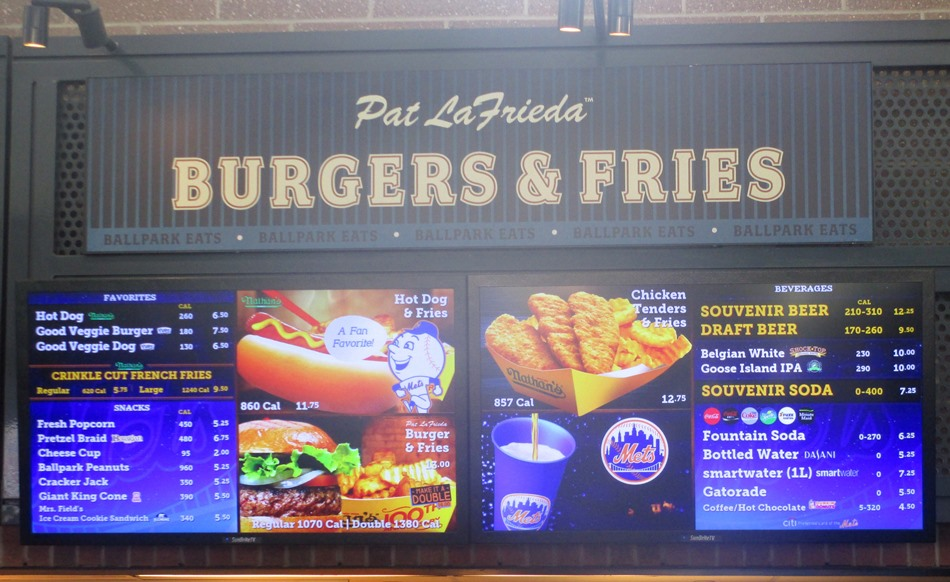 what to eat at citi field burgers pat lafrieda