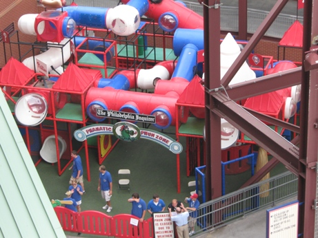 citizens bank park tips phanatic phun zone