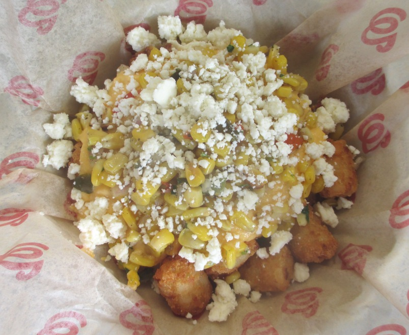 what to eat at nationals park tater tots