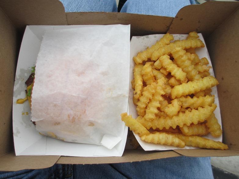 fries at citi field shake shack