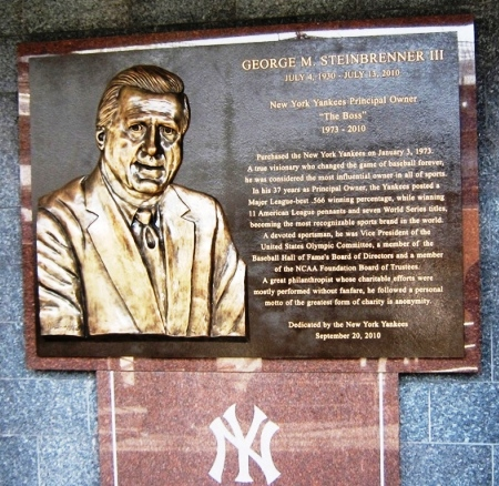 why do people hate the yankees monument park
