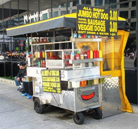 how to save money at the ballpark street cart
