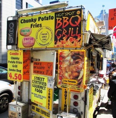 bring food into rogers centre hot spot bbq
