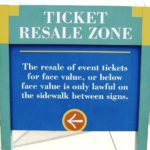 baseball tickets on craigslist resale zone