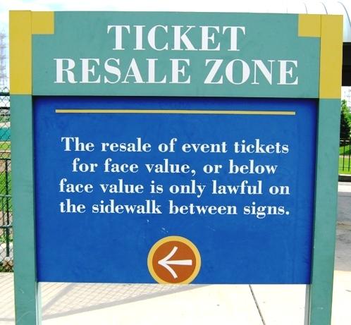 baseball tickets on craigslist resale zone