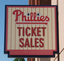 visiting citizens bank park phillies tickets
