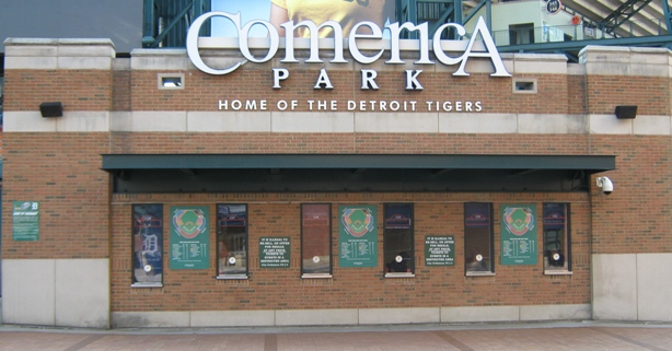visiting comerica park tickets