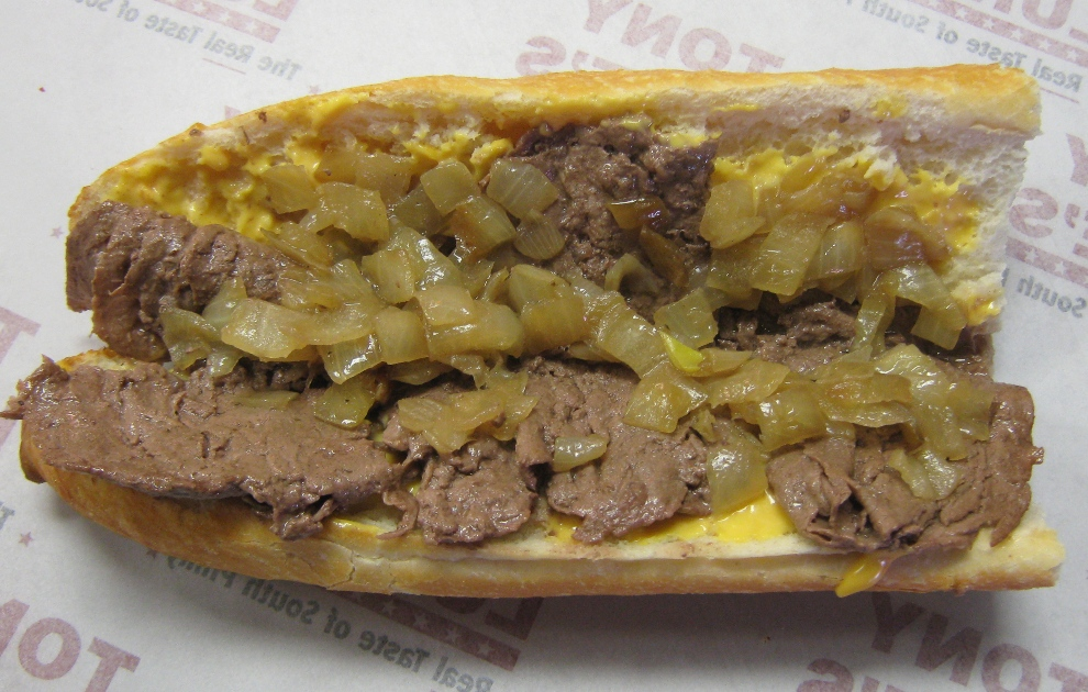 citizens bank park cheesesteaks tony lukes