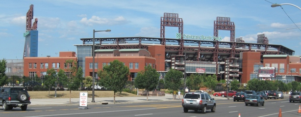 visiting citizens bank park pattison