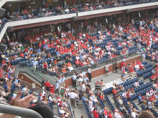 phillies game seating