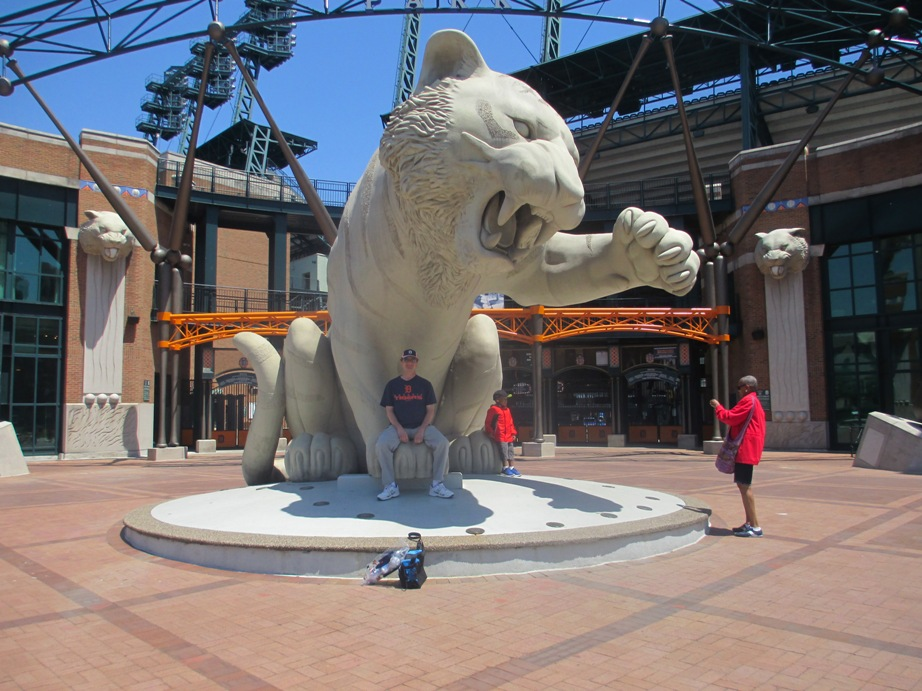 ballpark rankings comerica park kurt smith
