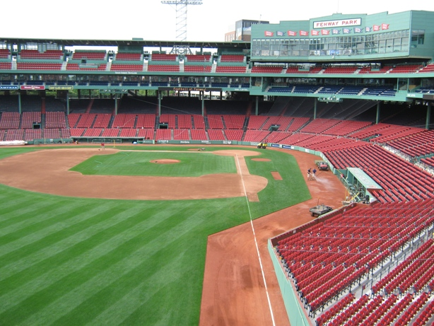 ballpark tour fenway