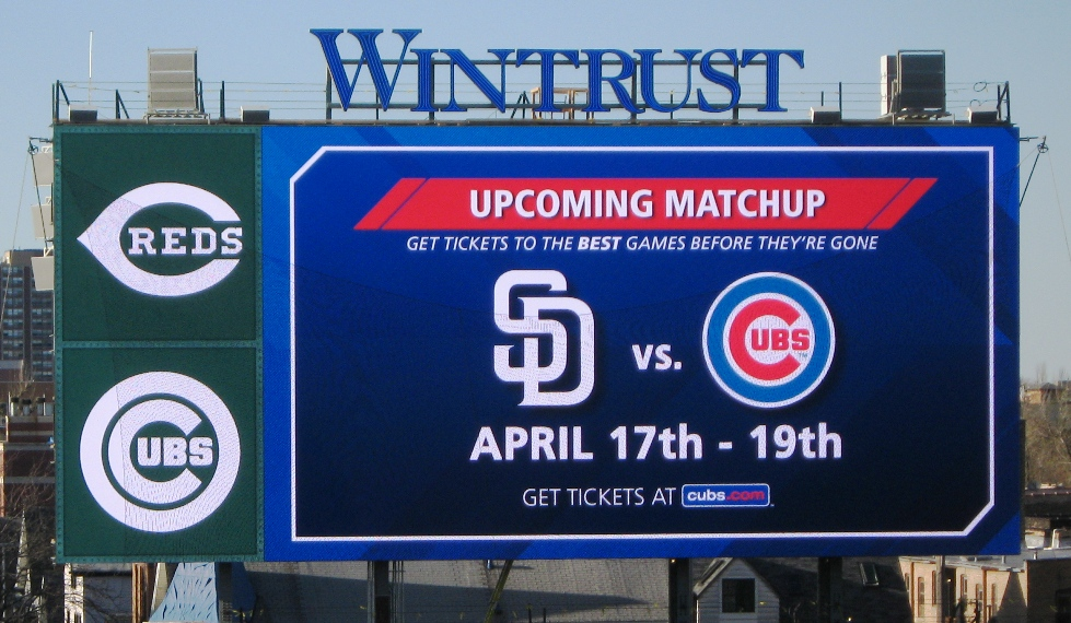 cheap cubs tickets april games