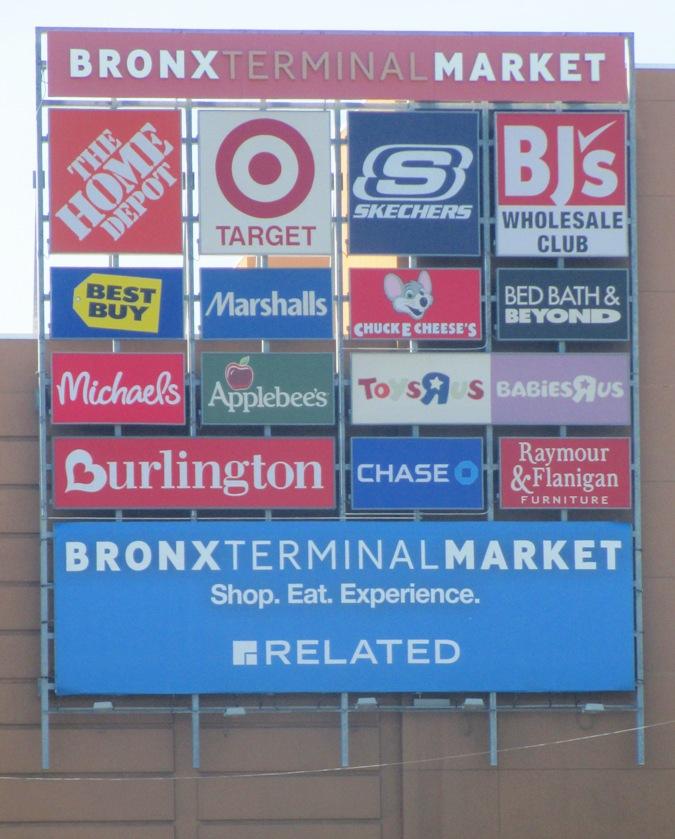 yankee stadium parking bronx terminal market