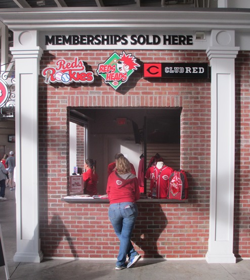 cheap reds tickets fan club