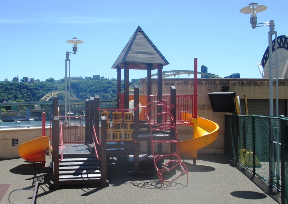 pnc park with kids play area