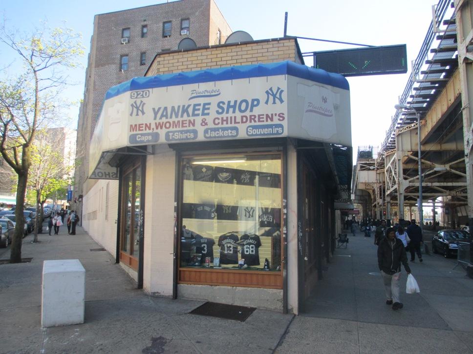 yankee gift shop