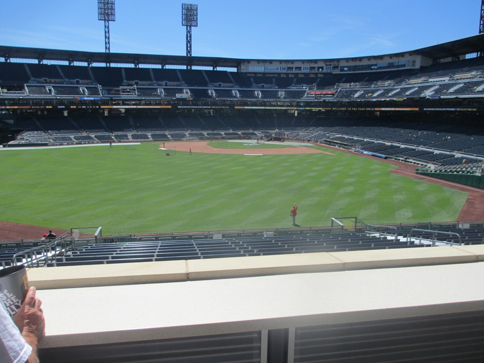 pnc park restaurants left field lounge