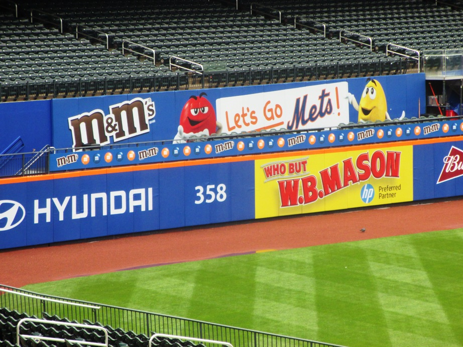 citi field seating m&m sweet seats