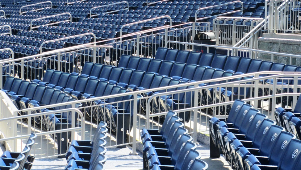 nationals park seating tips delta box