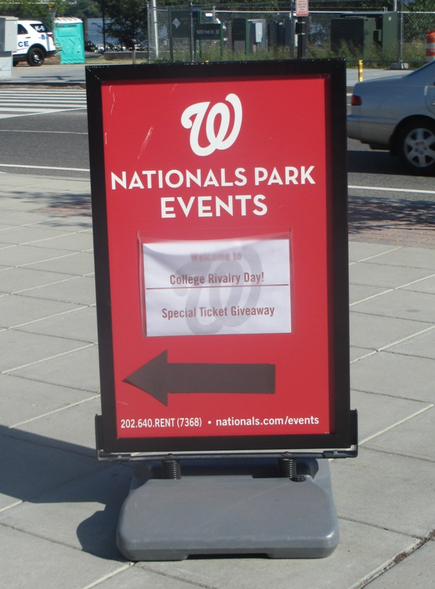 cheap nationals tickets community