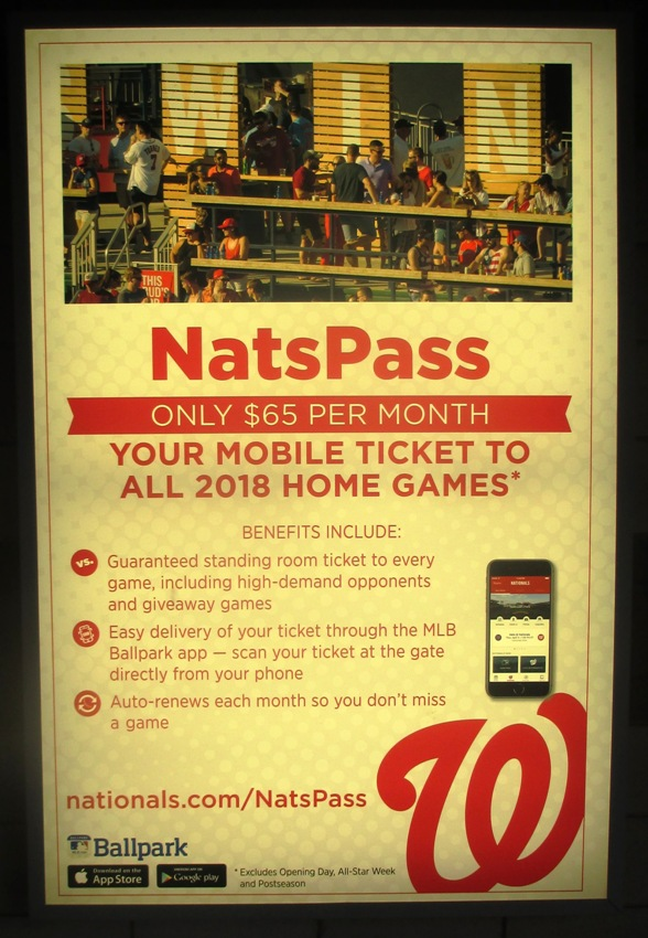 cheap nationals tickets natspass