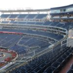 cheap seats at nationals park upper level