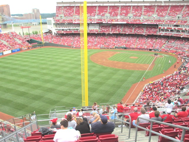 cheap seats at great american ball park five dollar seats