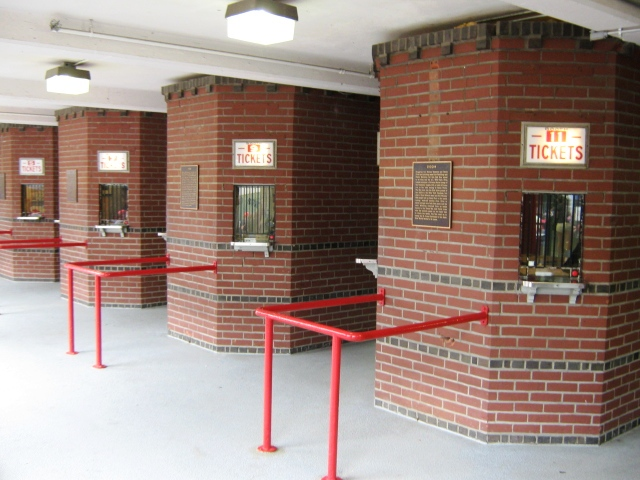 fenway park box office