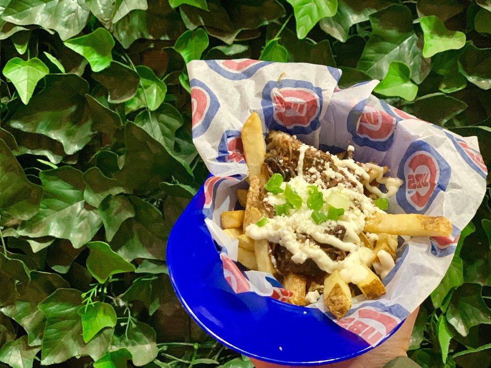 disco fries wrigley field food