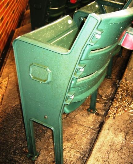 bartman seat wrigley field