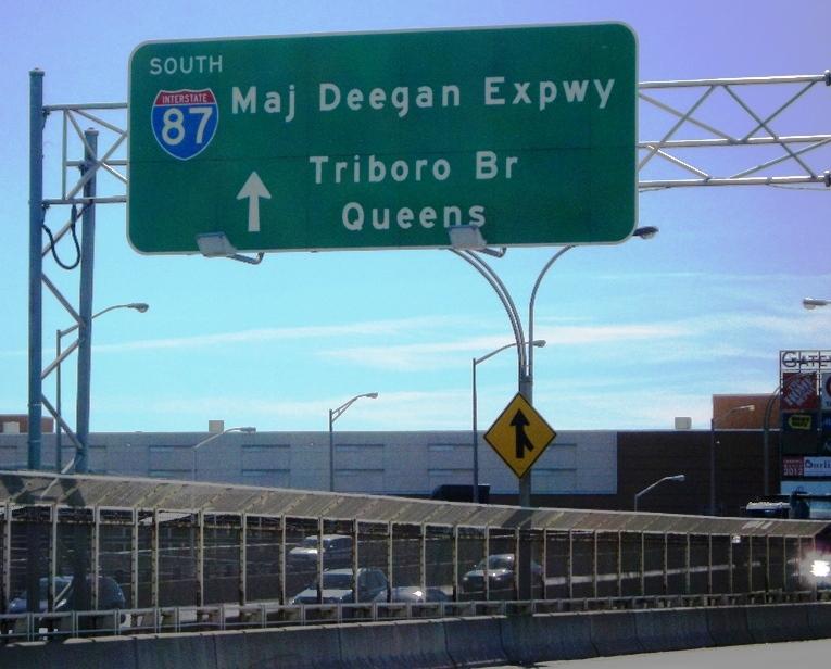 deegan expressway yankee stadium