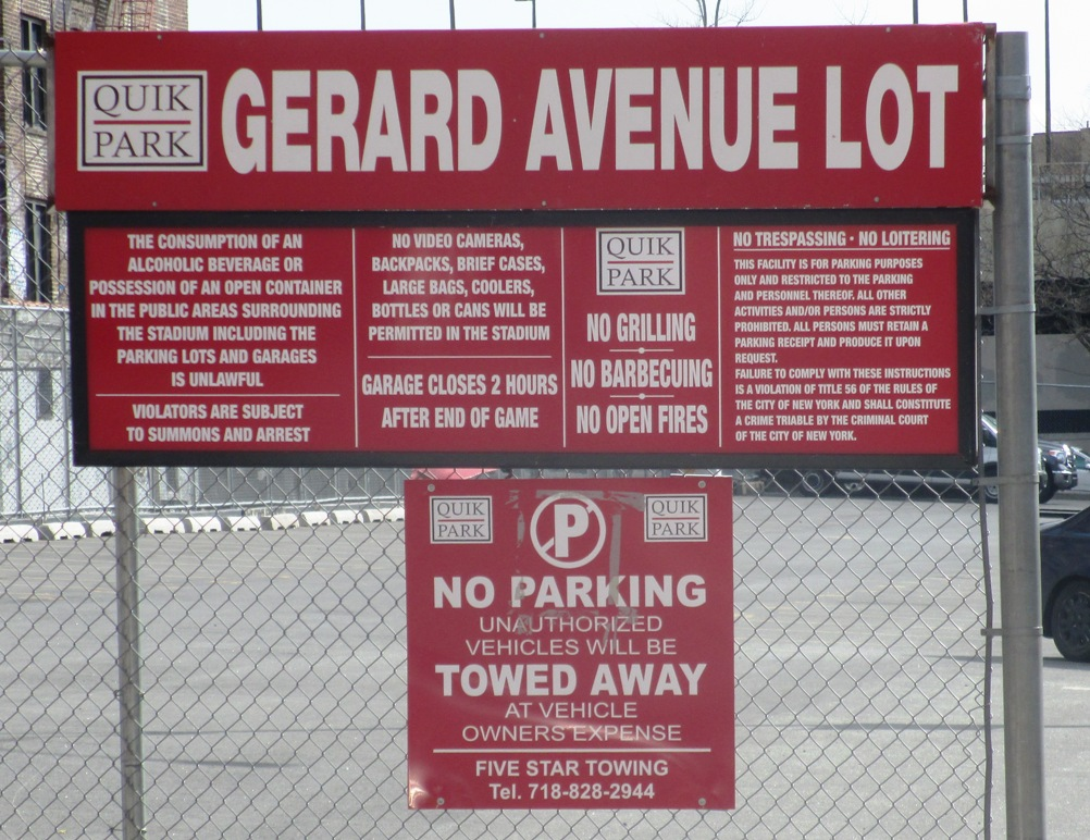 gerard avenue lot