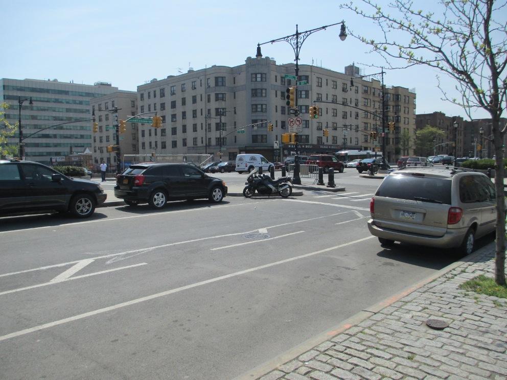 grand concourse bronx street parking