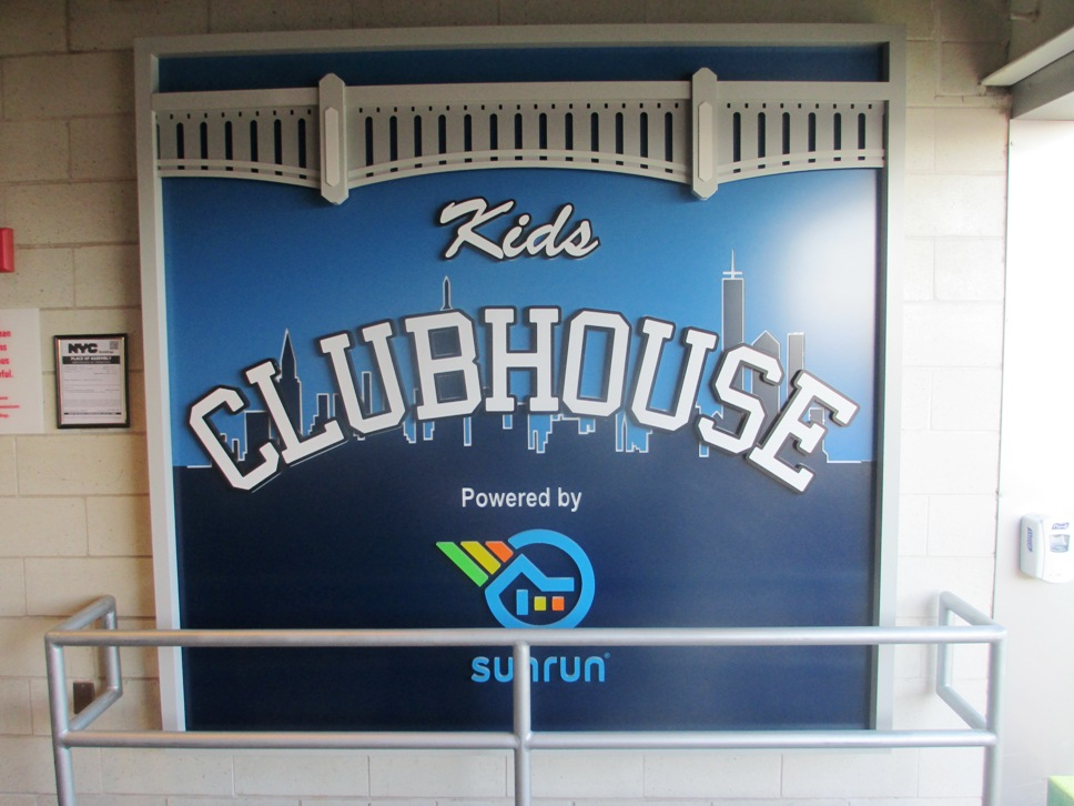 kids clubhouse yankee stadium