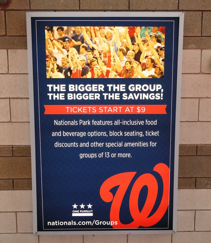 nationals park guide group tickets