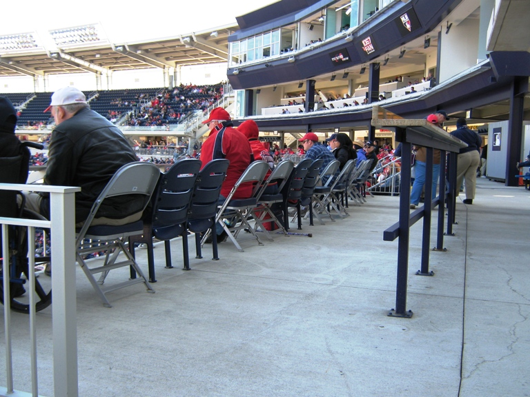 nationals park handicapped seats